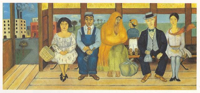 El camión. Frida Kahlo (1929)