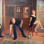 """""""La invención del expresionismo abstracto"""". Darío Ortiz (2014)"""