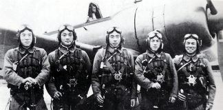 Soldados japoneses Segunda Guerra Mundial