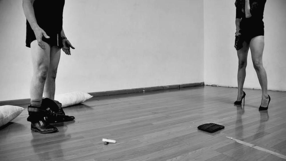 """""""Vooyeur 2.0"""" en Teatro Experimental de Jalisco. Fotografía: Cultura UDG"""