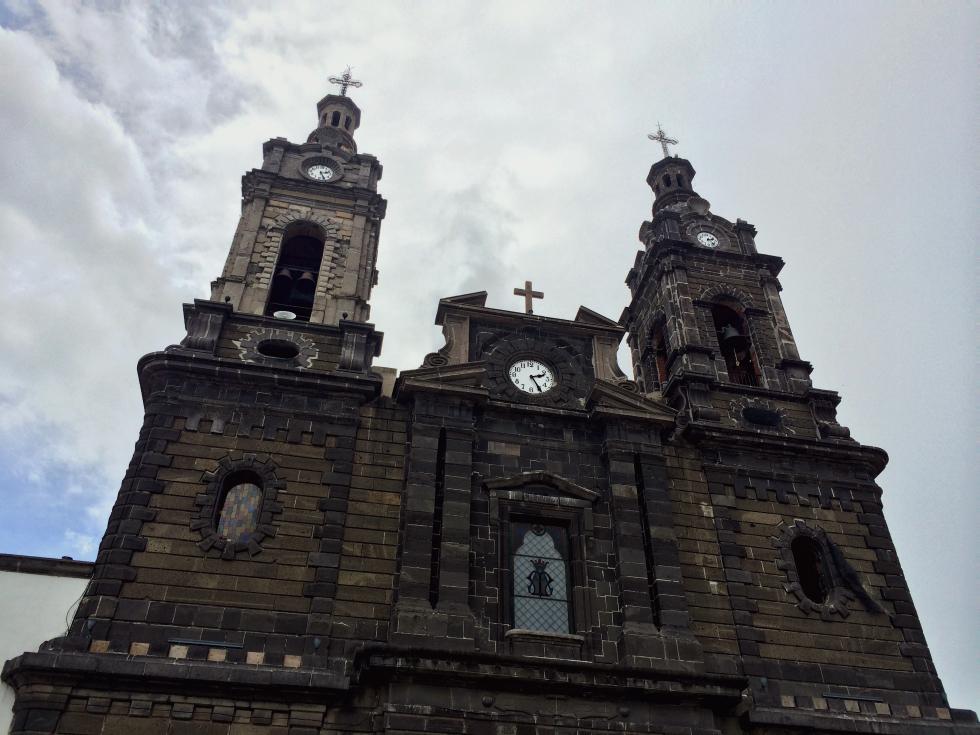 Parroquia de Nuestra Señora del Rosario, Poncitlán, Jalisco