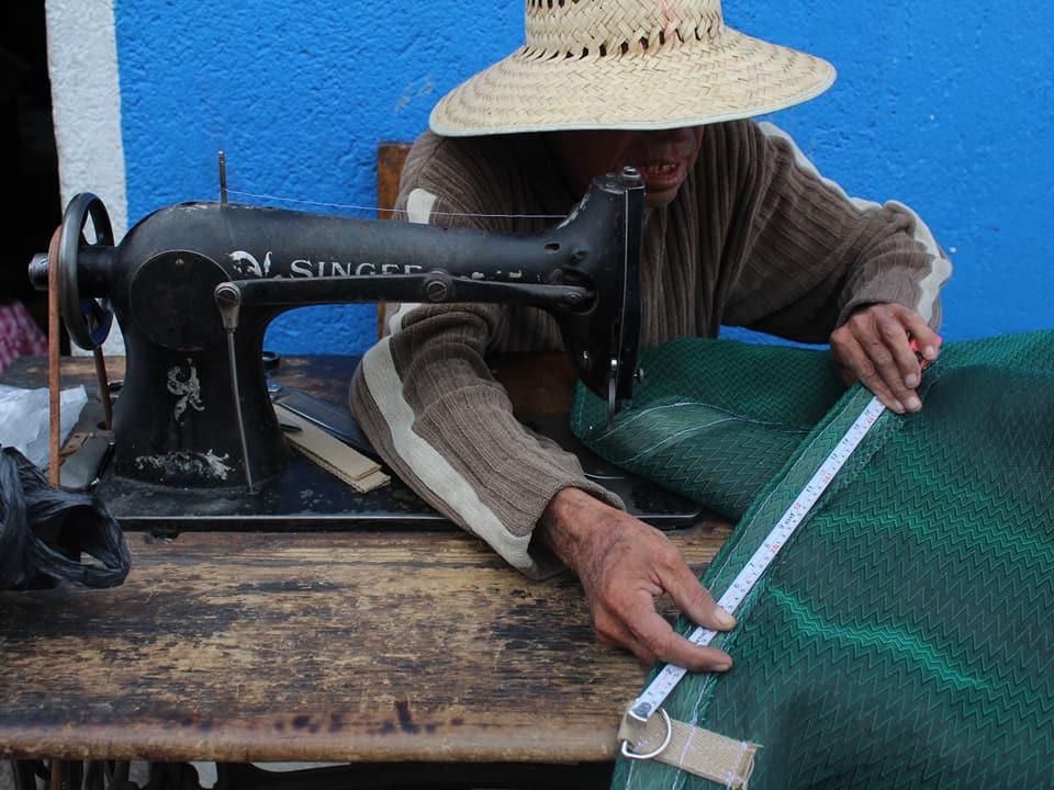 Don Pedro, costurero de Lagos de Moreno