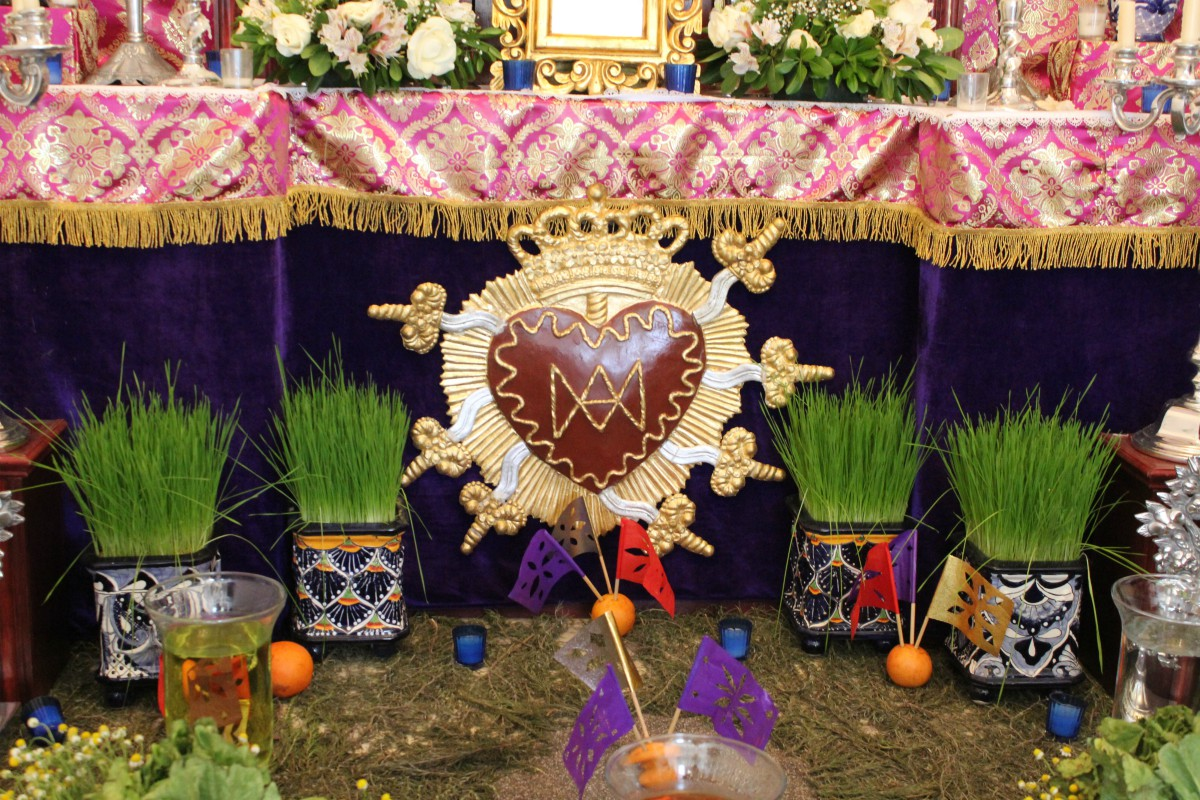 Altar de Dolores, Analco