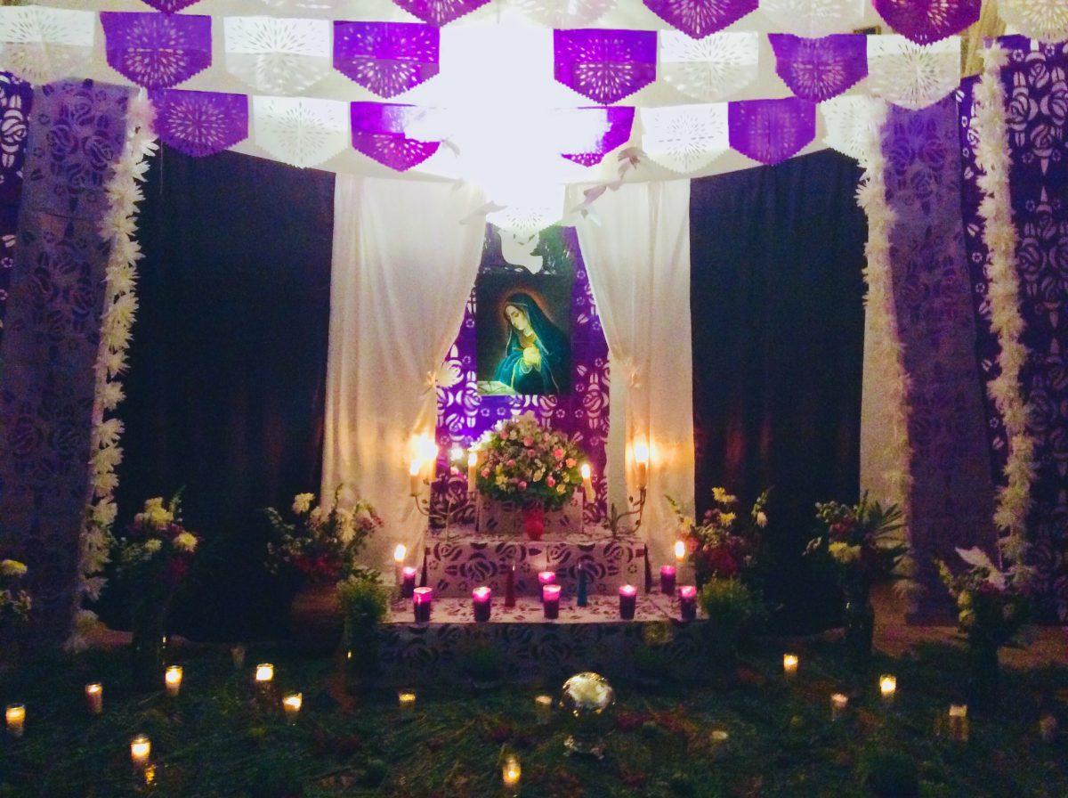 Altar de Dolores en Museo de la Ciudad de Guadalajara