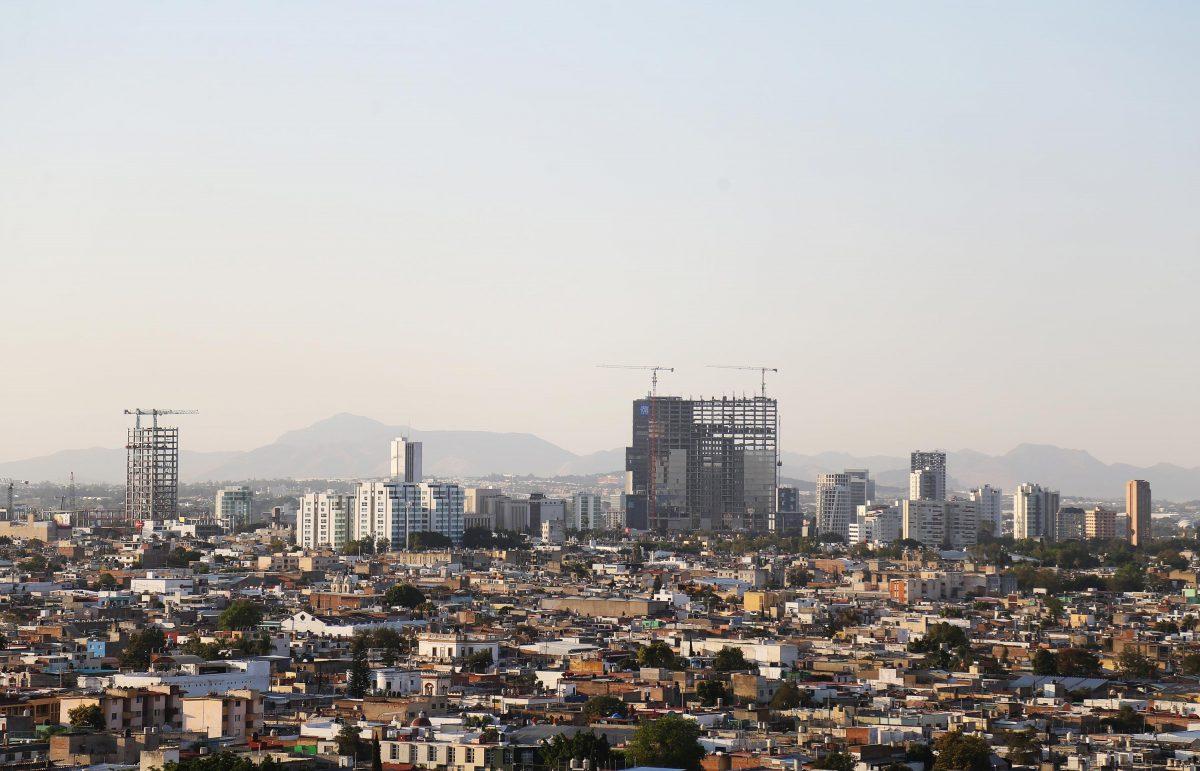 Construcciones nuevas en Zona Metropolitana de Guadalajara