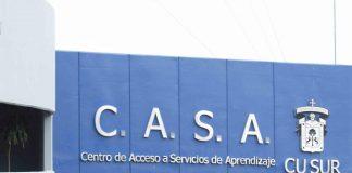 CASA, biblioteca del CUSur