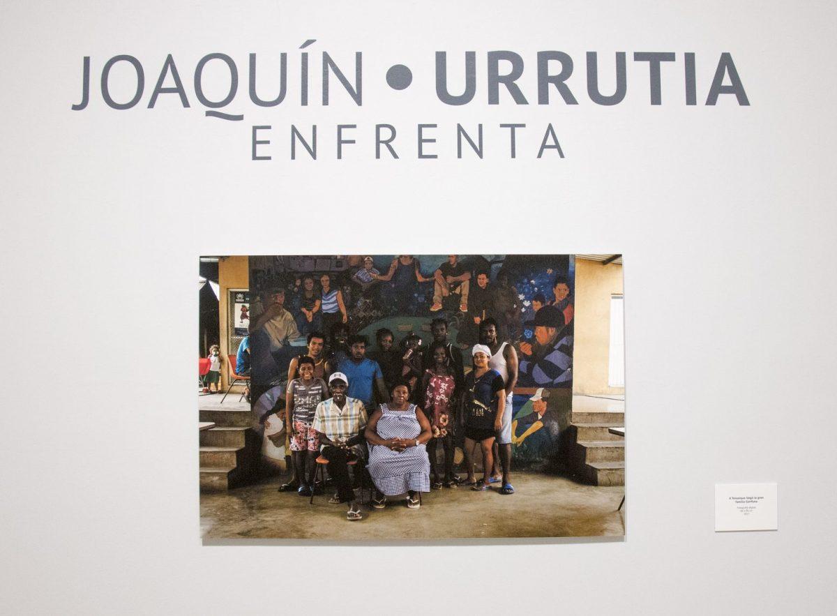 """""""Enfrenta"""", de Joaquín Urrutia en el Musa"""