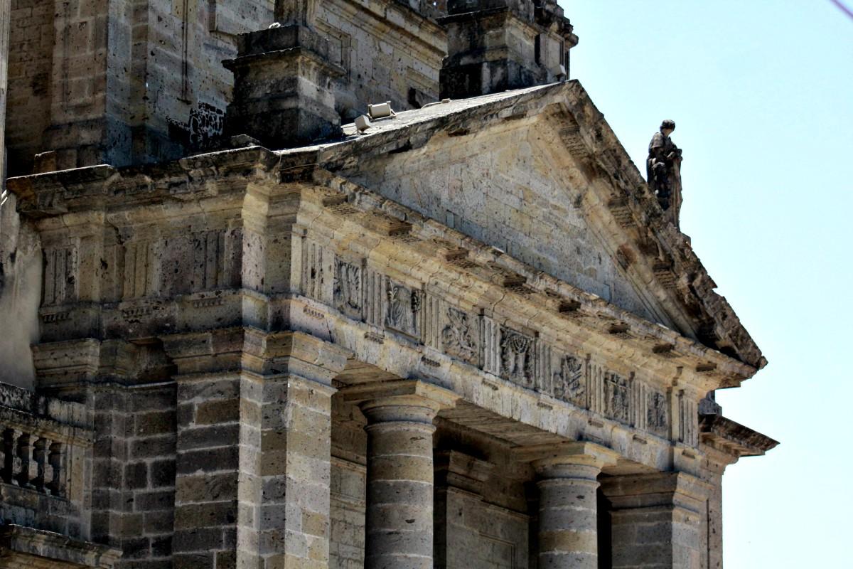 Estilo neoclásico Catedral de Guadalajara