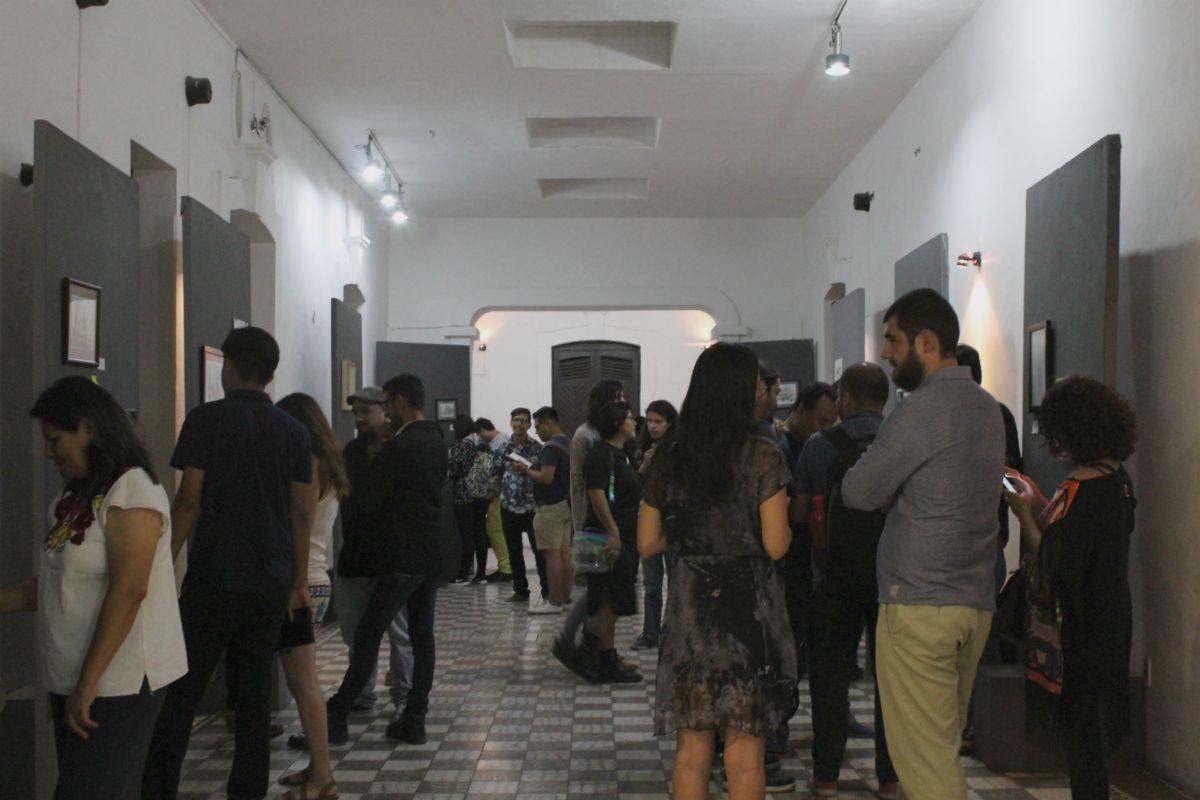 Expo Trazos en el Patronato del Centro Histórico