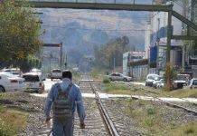 Migrante en Ocotlán