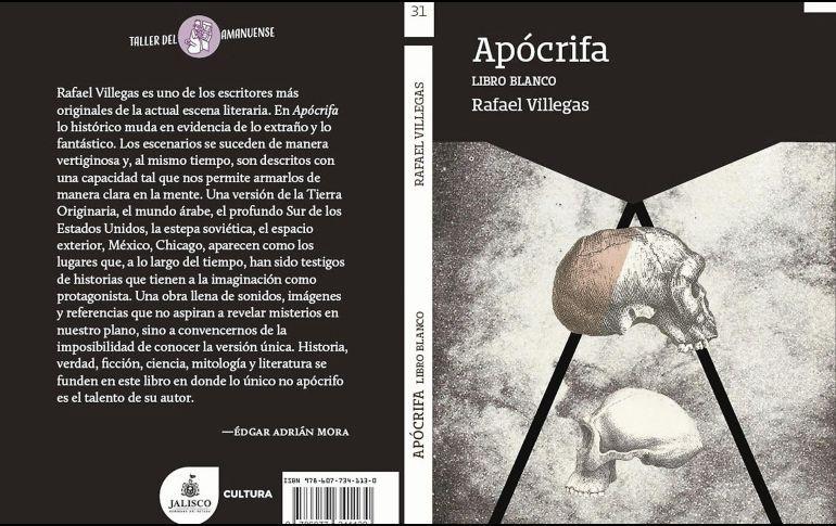 """Apócrifa"", Rafael Villegas"