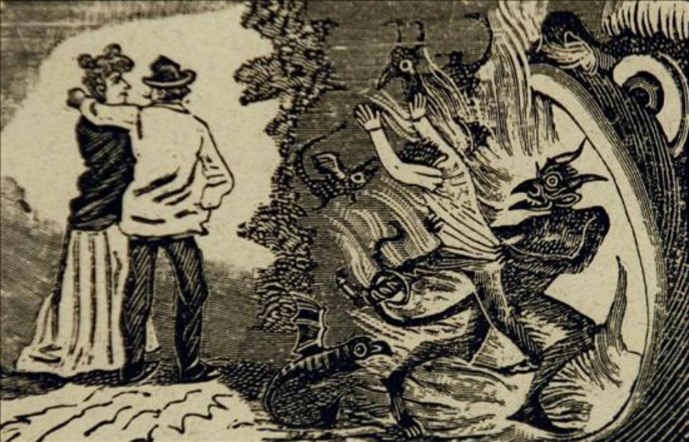 Cuando bailó el Diablo en Poncitlán