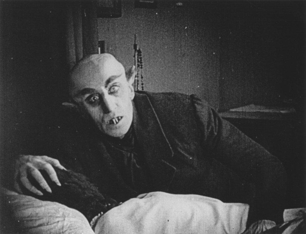 """""""Nosferatu"""" (1922)"""
