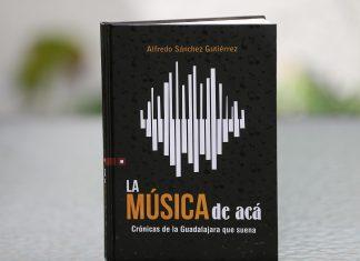 """""""La música de acá"""", Alfredo Sánchez"""