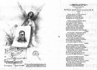 Himno a Fray Antonio Alcalde
