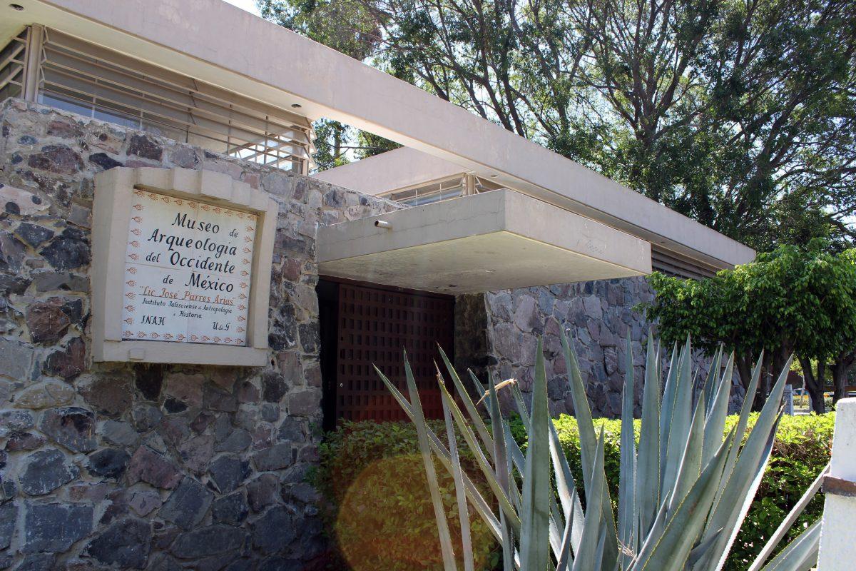 Museo de Arqueología del Occidente de México Parres Arias