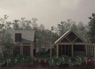 Modelo de vivienda sustentable en San Andrés Cohamiata