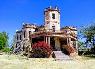Ex hacienda de la Bella Cristina, en Maltaraña, Jamay