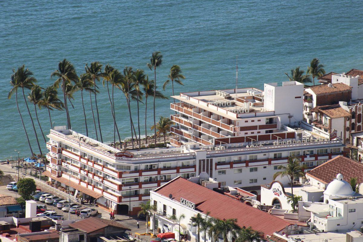 Arquitectura Puerto Vallarta, funcionalista