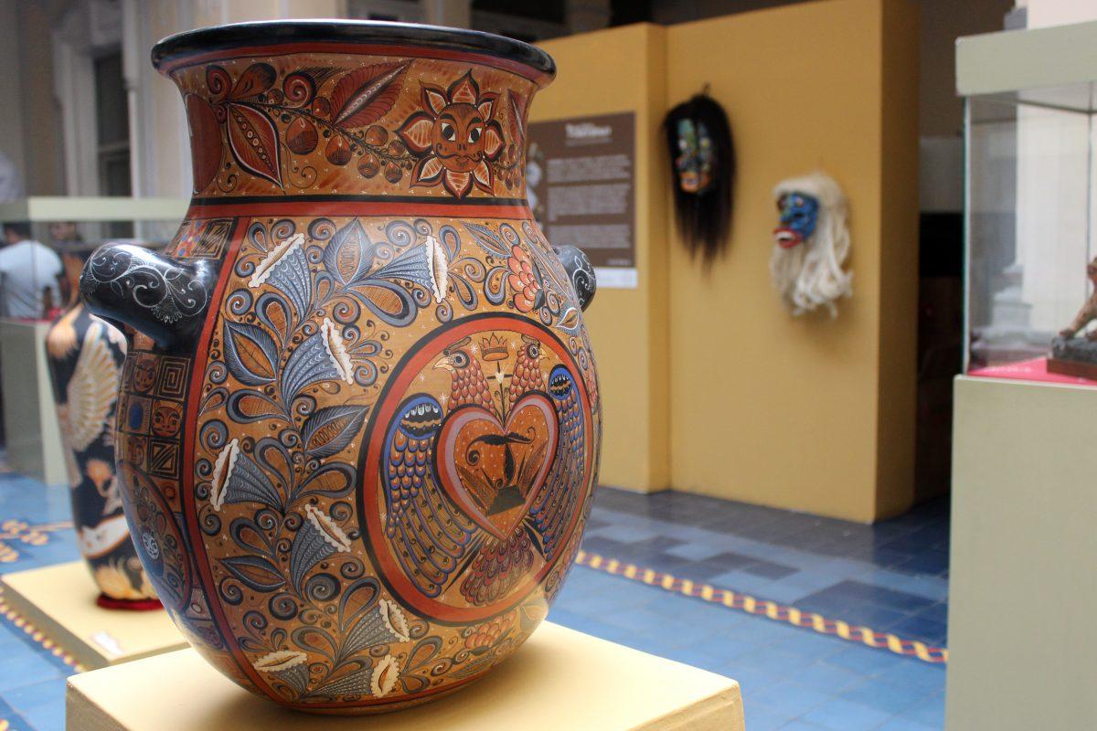 """""""Líneas sucesivas"""", en el Museo de las Artes Populares de Jalisco"""