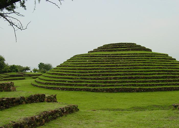 Zona Arqueológica de los Guachimontones
