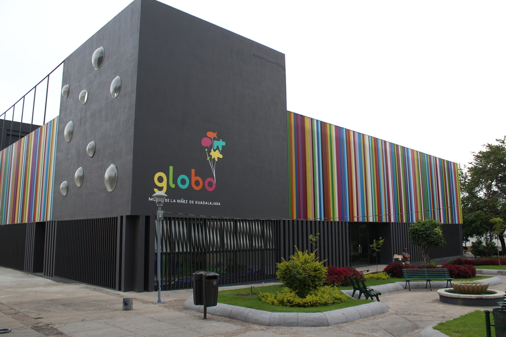 Globo, museo en Analco