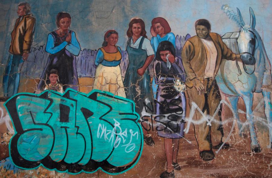"""Grafiti: """"Nuevas miradas sobre el arte urbano en Guadalajara"""". Foto: José Hernández Claire"""