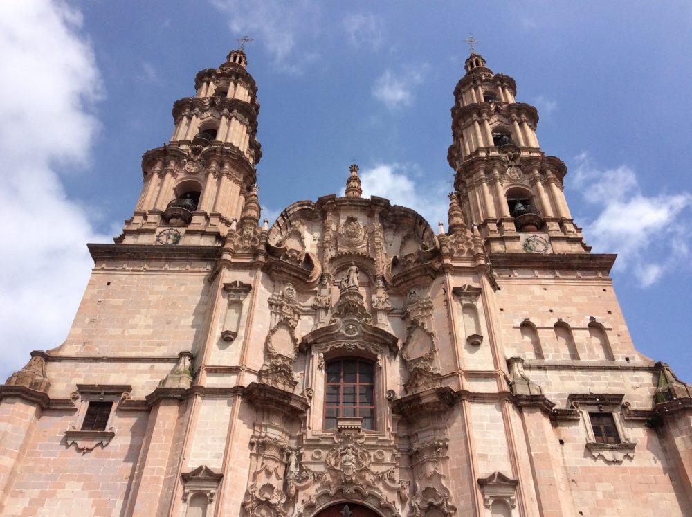 Parroquia de Nuestra Señora de la Asunción, en Lagos de Moreno