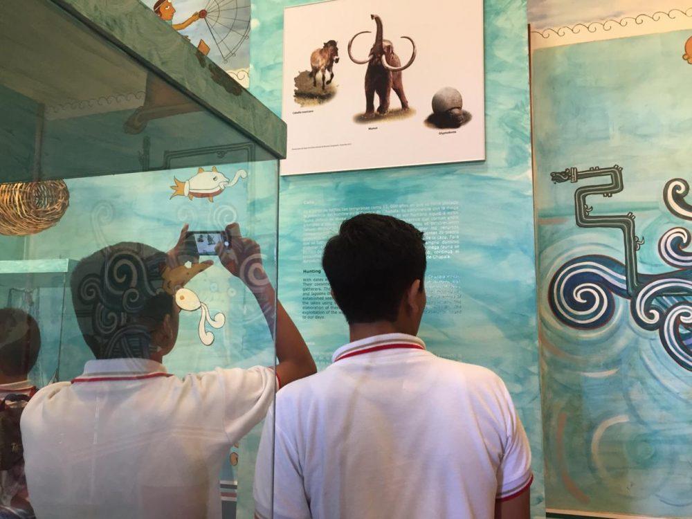 Sala Arqueología, Centro Cultural González Gallo, Chapala