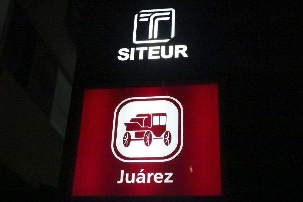 Iconografía del Tren Ligero