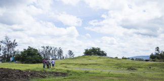 Zona Arqueológica de El Grillo