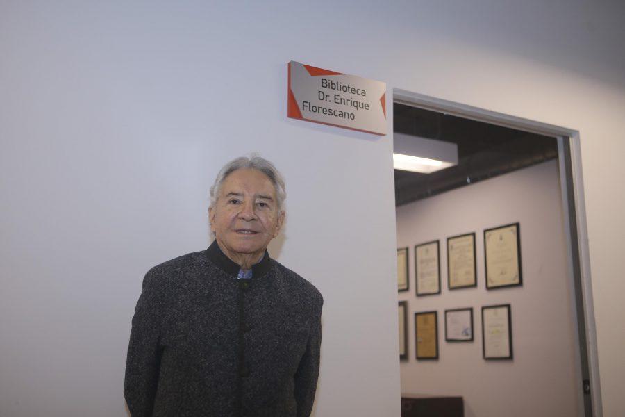 Biblioteca Dr. Enrique Florescano