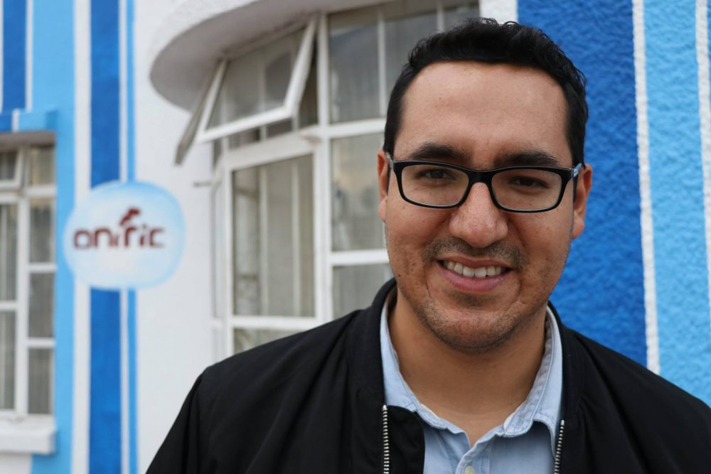 Ricardo Sandoval, director de Promotora Oniric