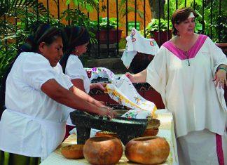 Maru Toledo. Cocina de las soldaderas de Sayula