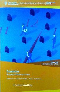 """""""Cuentos"""", de Ernesto Medina"""