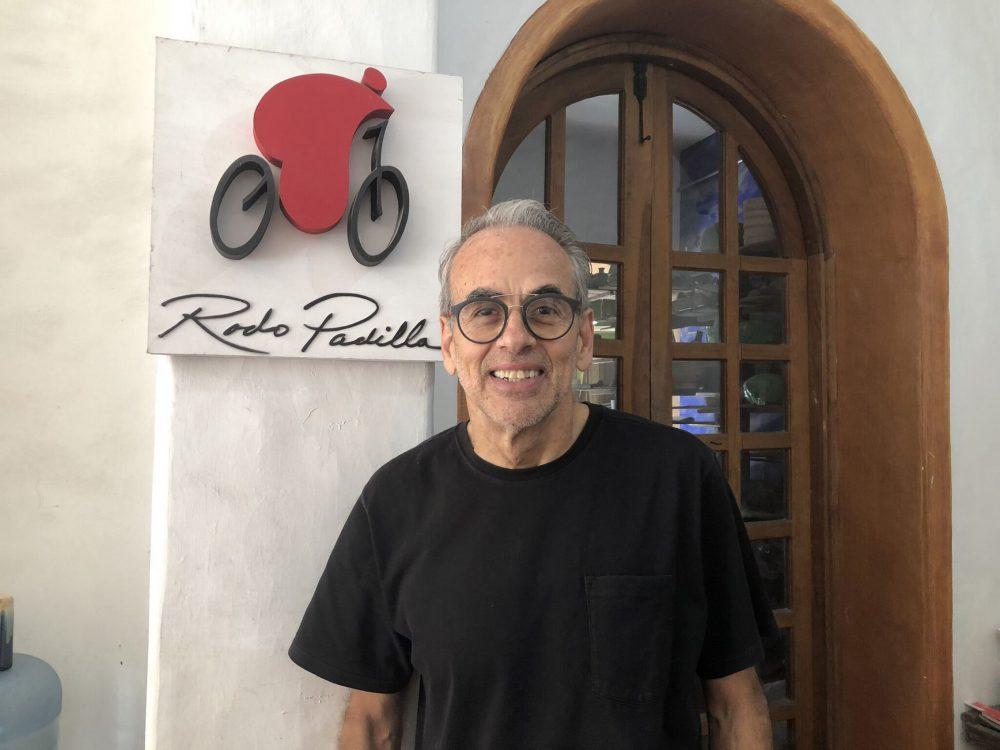 Escultor Rodo Padilla