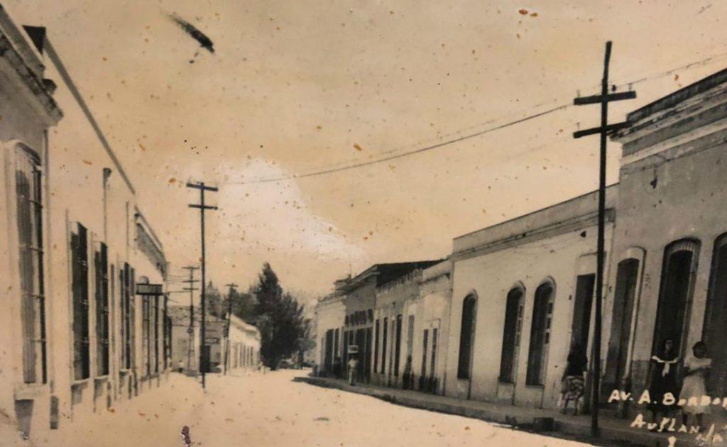 Calles Autlán antigua