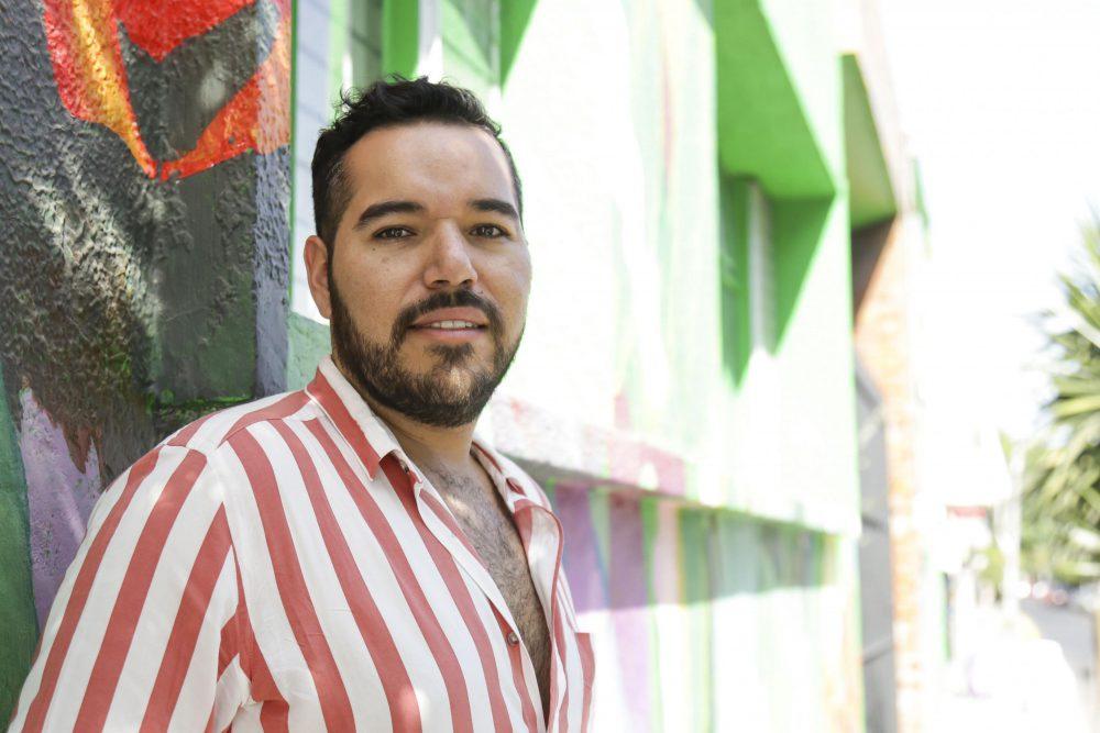 Roberto Hernández, gestor cultural