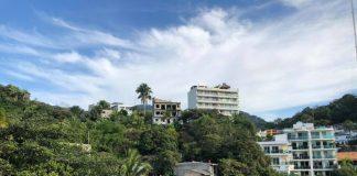 Montañas de Puerto Vallarta
