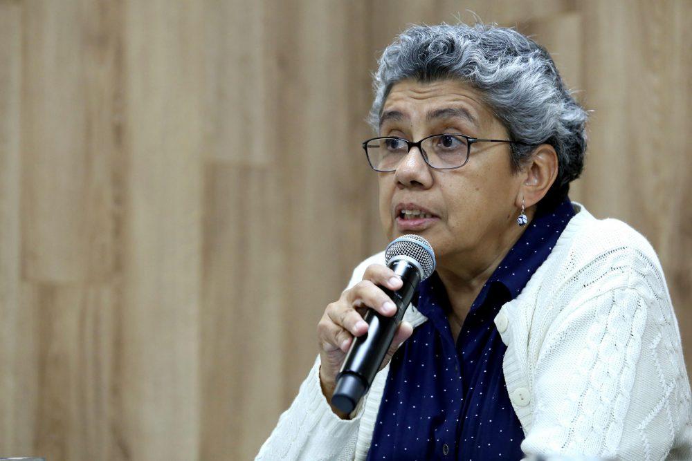 Doctora Rosa Herminia Yáñez