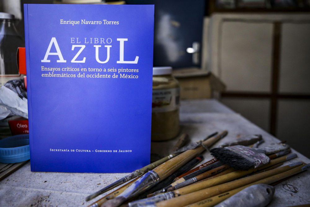 """""""El libro azul"""", de Enrique Navarro Torres"""