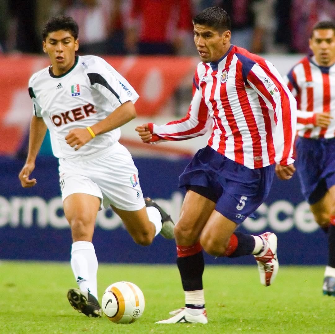 Carlos Salcido, jugador de Chivas