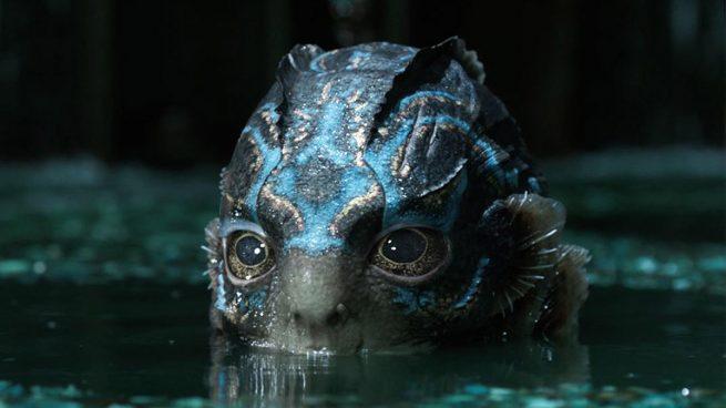 """""""La forma del agua"""", Guillermo del Toro"""