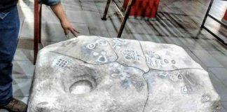 Piedra Rosetta de San Agustín