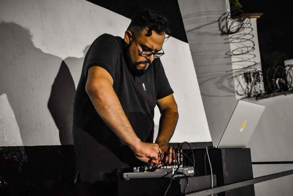 Yair López, artista sonoro