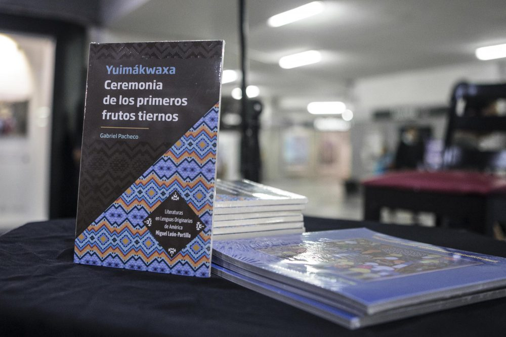 """""""Yuimákwaxa. Ceremonia de los primeros frutos tiernos"""", por Gabriel Pacheco Salvador"""