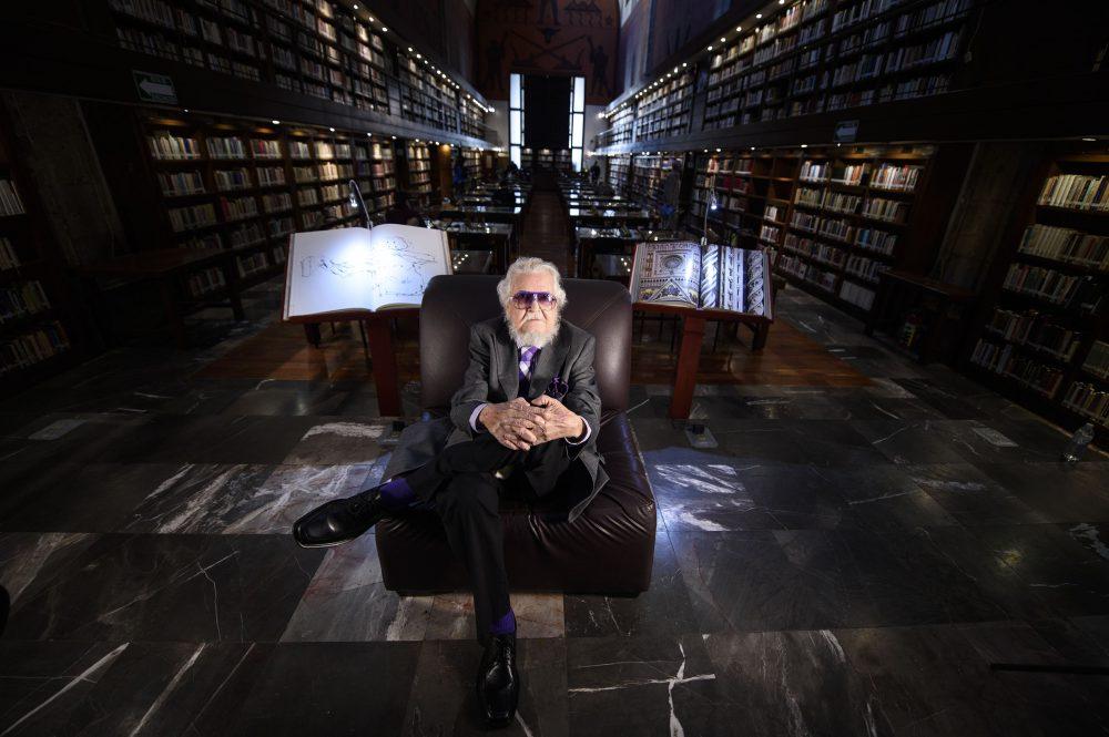 Fernando del Paso, Biblioteca Iberoamericana Octavio Paz
