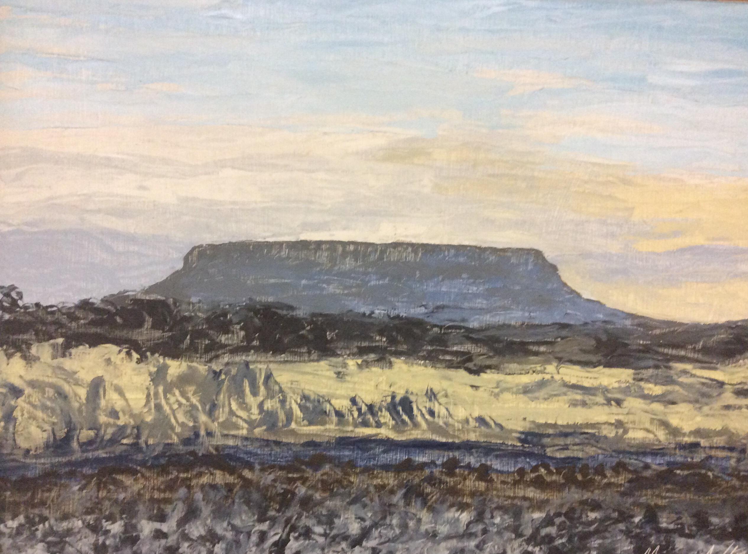 """""""Cerro de la Mesa"""", Marco Aníbal"""