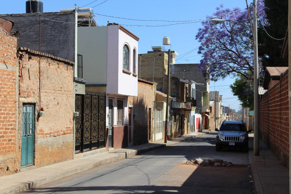 Casas del Barrio del Viejo Panteón en Arandas
