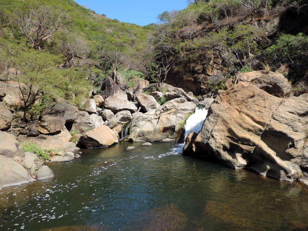 Río Ayuquila, Sierra de Manantlán